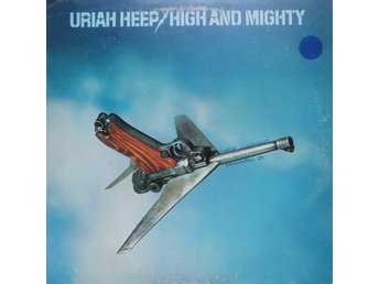 URIAH HEEP high and mighty
