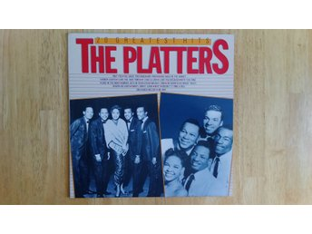 The Platters - 20 Greatest Hits (LP)