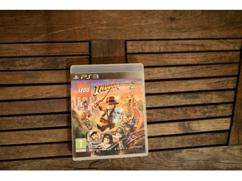 Playstation 3 spel PS3 LEGO Indiana Jones 2 the adventure continues
