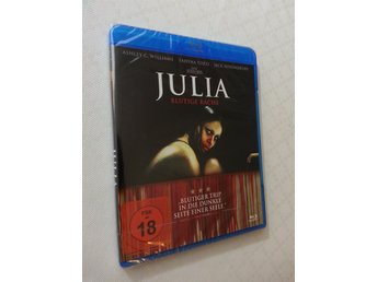 JULIA (2014) UNCUT HORROR! Blu-ray - Ashley C. Williams, Tahyna MacManus