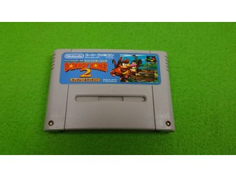 Donkey Kong Country 2 NTSC-J Super Nintendo Snes