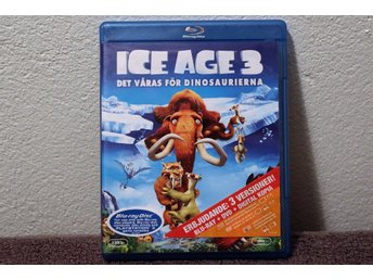 ICE AGE 3  2 DISC  BLU-RAY + DVD + DIGITAL KOPIA   BLU-RAY