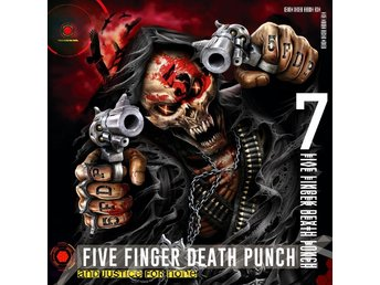 Five Finger Death Punch: And justice... 2018 (CD)