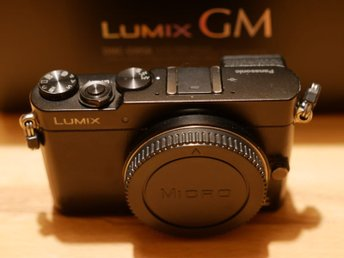 Panasonic Lumix GM-5