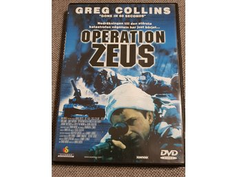 DVD Film operation zeus
