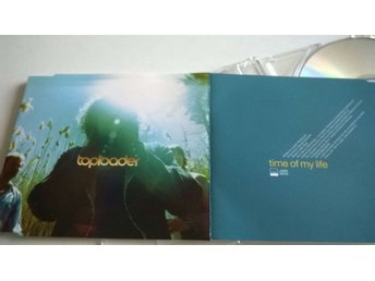 Toploader - Time Of My Life,CD, Single, Promo