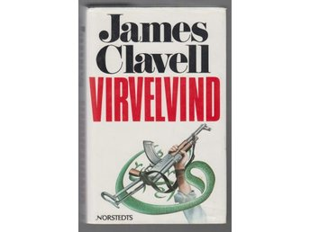 Clavell, James: Virvelvind.
