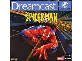 Spider-Man - Dreamcast