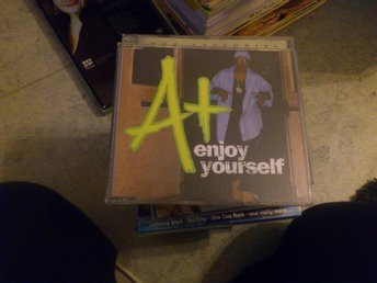 A+ - Enjoy Yourself (SINGEL)