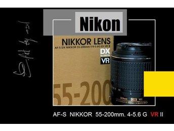 AF-S NIKKOR 55-200mm. 1:4-5.6 G VR II - Sturkö - AF-S NIKKOR 55-200mm. 1:4-5.6 G VR II - Sturkö