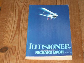 Richard Bach: ILLUSIONER