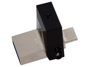 Kingston 32GB DT microDuo USB 3.0/ micro USB OTG - Höganäs - Kingston 32GB DT microDuo USB 3.0/ micro USB OTG - Höganäs