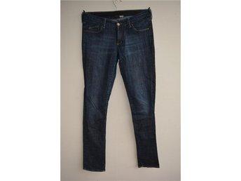 Jeans , mdell: FIT SQIN - H&M , Storlek: W30 - Eskilstuna - Jeans , mdell: FIT SQIN - H&M , Storlek: W30 - Eskilstuna