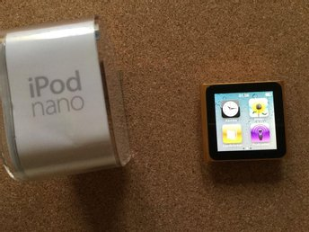 Apple iPod nano 16 GB 6e generationen