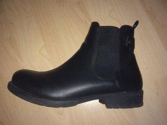 Svarta jodpurs (Din sko) strl 40 - Skokloster - Svarta jodpurs (Din sko) strl 40 - Skokloster