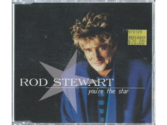 ROD STEWART - YOU´RE THE STAR  (CD MAXI/SINGLE )