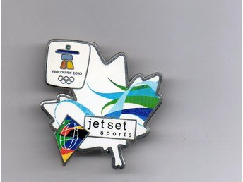 OS Vancouver 2010 pin