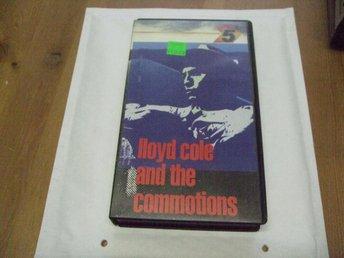 Lloyd Cole and the commotions - åmotfors - Lloyd Cole and the commotions - åmotfors