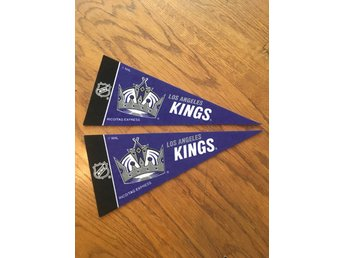 Los Angeles Kings Mini Vimpel 2 st NHL