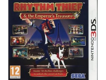 Rhythm Thief & the Emperor's Treasure (Beg)