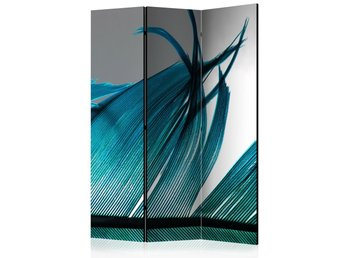 Rumsavdelare - Turquoise Feather Room Dividers 135x172