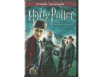 ** HARRY POTTER och HALVBLODSPRINSEN ( 2 disc´s )  **