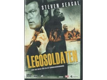 Legosoldaten Mercenary For Justice 2006 DVD Steven Seagal SVENSK UTGÅVA