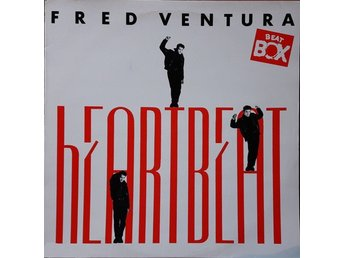 "Fred Ventura – Heartbeat (Beat Box 12"" extended)"