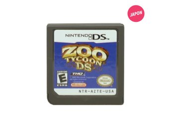 Zoo Tycoon DS (USA / DS)