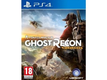 Ghost Recon Wildlands - Playstation 4