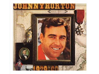 JOHNNY HORTON 1929-60 - Country Superstars Record 5 - LP (1978)