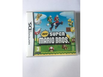 Nintendo DS spel Super mario bros