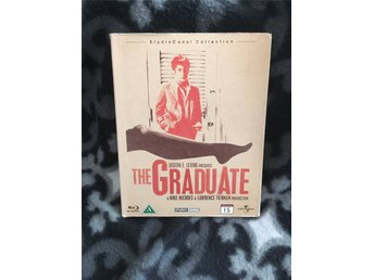 The Graduate - Blu-Ray - StudioCanal Collection