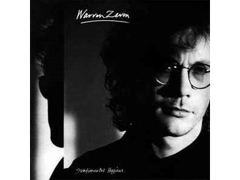 Warren Zevon - Sentimental Hygiene - LP