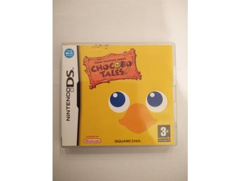 Final Fantasy Fables Chocobo Tales KOMPLETT NDS Nintendo DS
