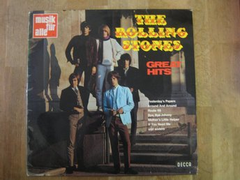 The Rolling Stones- Great Hits (LP)