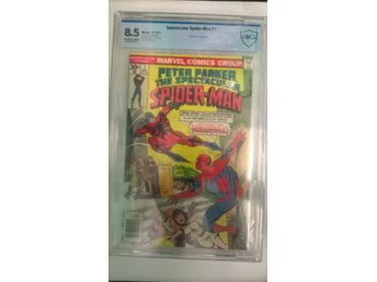 Spectacular Spider-Man (1976 1st Series) #1 (8.5 CBCS)