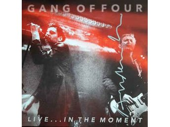 Gang Of Four - Live ... In The Moment - 2LP + DVD