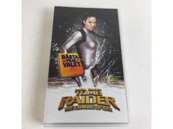 VHS-film, Lara Croft Tomb Raider: The Cradle Of Life