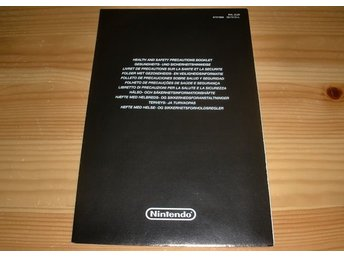 Bipack: Nintendo Wii - Health and Safety