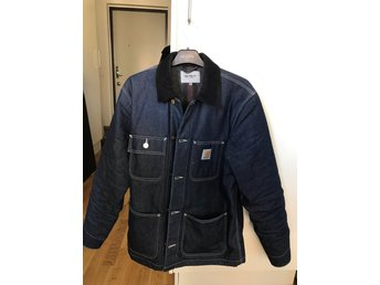 Carhartt WIP Michigan chore coat, Medium, Norco denim