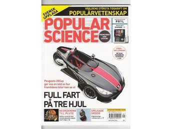 Popular Science- Januari 2006