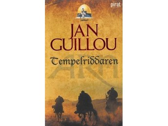 Tempelriddaren, Jan Guillou (Pocket)