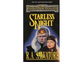 Starless night - R.A. Savlatore