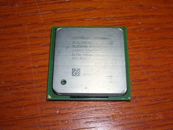 Intel  P4/Celeron 2130 Mhz 533Mhz buss 256Kb cash 478 socket