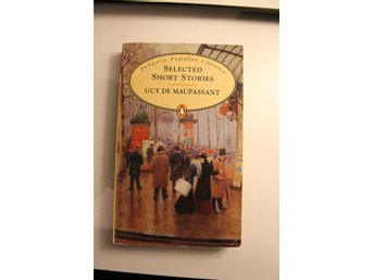 "Guy de Maupassant ""Selected Short Stories"" engelska pocket"