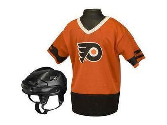 Philadelphia Flyers NHL barnset Franklin 5-9 år