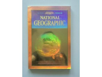 National Geographic vol. 174, no. 6 December 1988,  English, Can man save this..