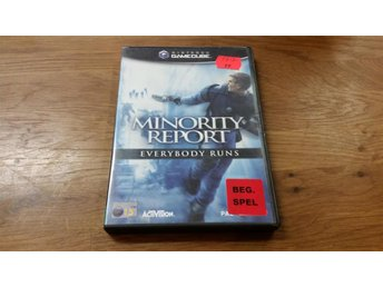 MINORITY REPORT EVERYBODY RUNS KOMPLETT GC