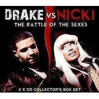 Drake Vs Nicki: Battle Of The Sexes (Biograph) (2CD)